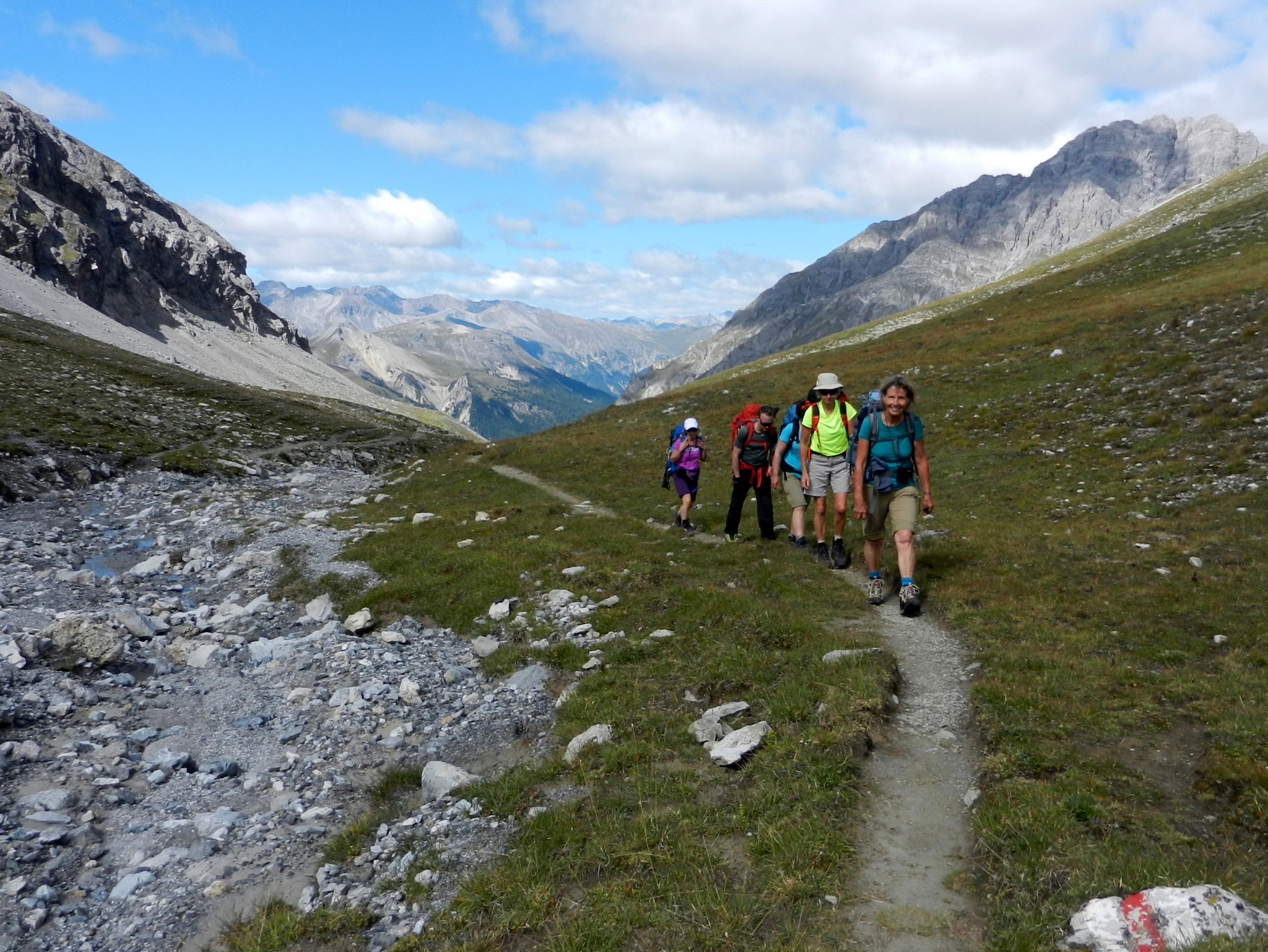 Parc National & Basse Engadine