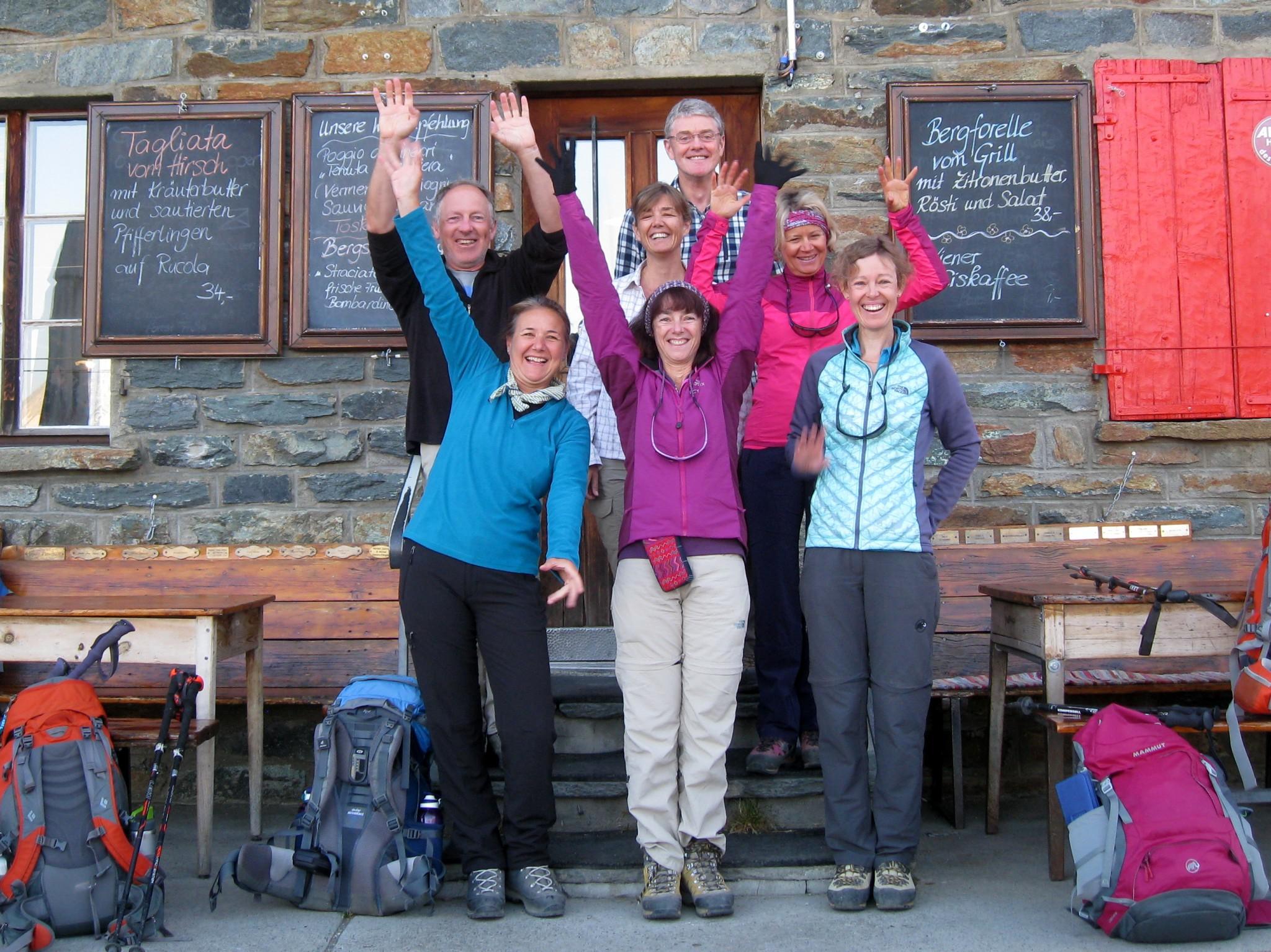 Zermatt trek