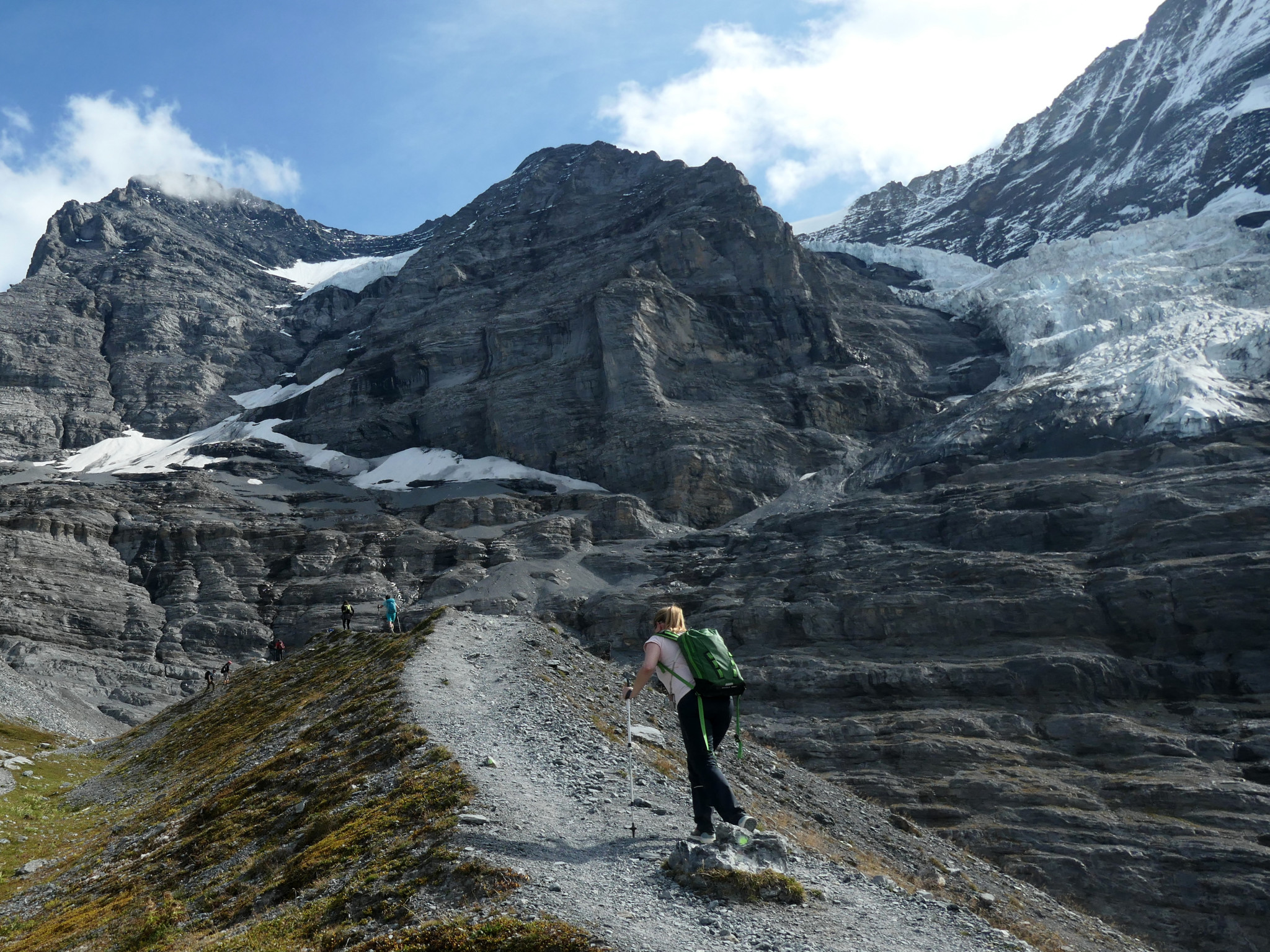 Grindelwald & Eiger Trail