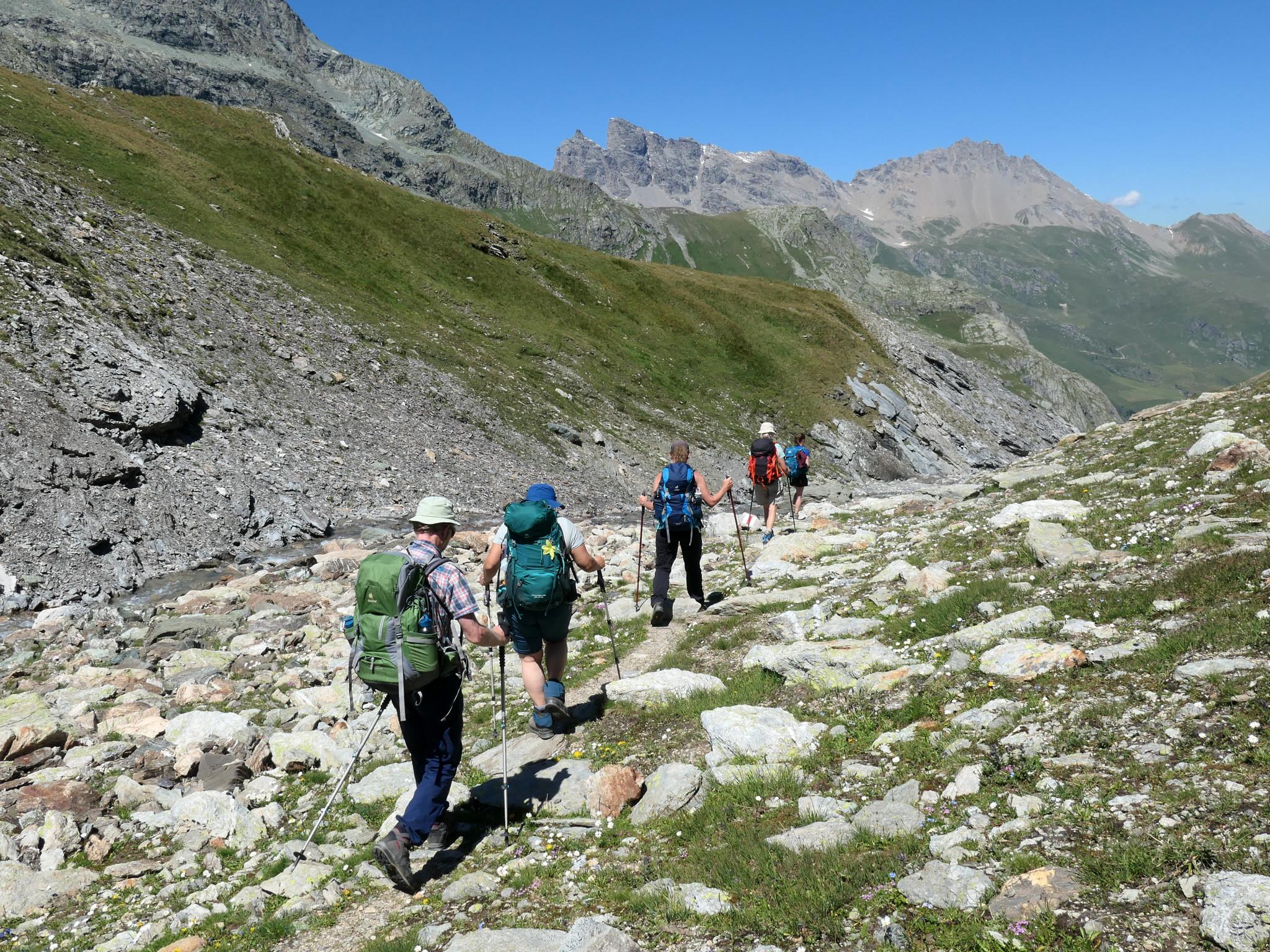Chemin des Walser GR