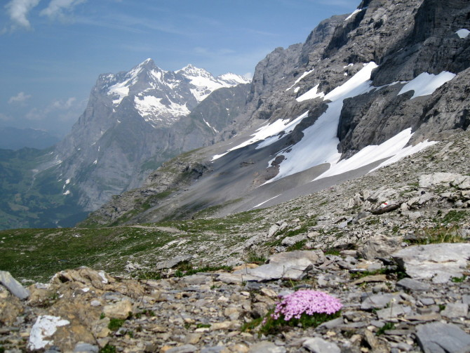 Eiger Trail and Grindelwald