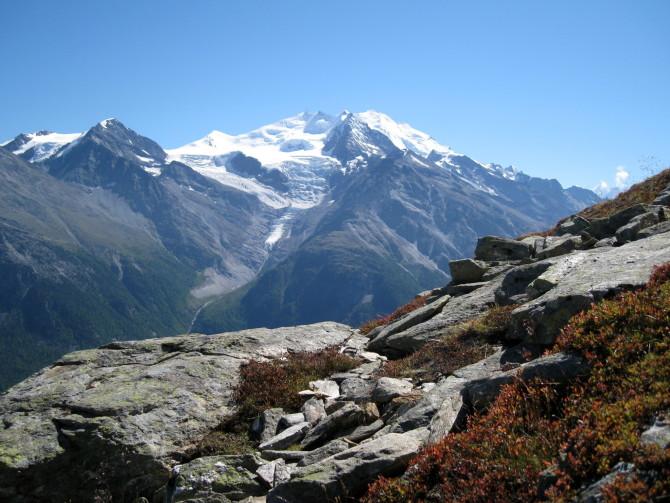 De St Luc à St Niklaus par les cols alpins