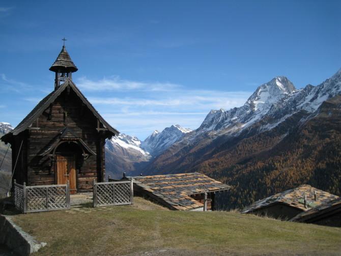 Lötschental : sentiers panoramiques