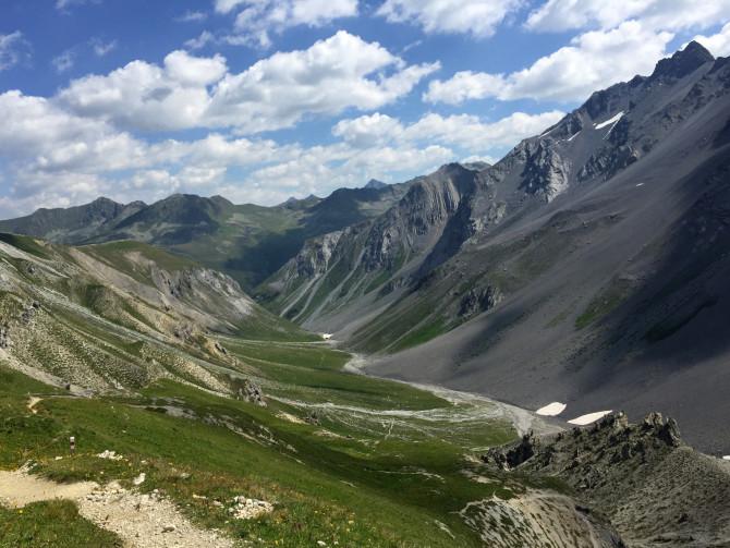 Chemin des Walser, Grisons : troisième partie