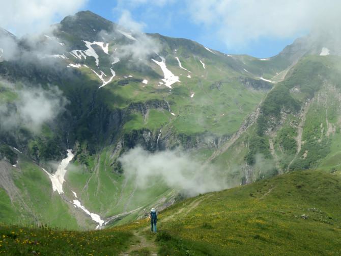 Via Alpina «plus» : de Braunwald à Meiringen